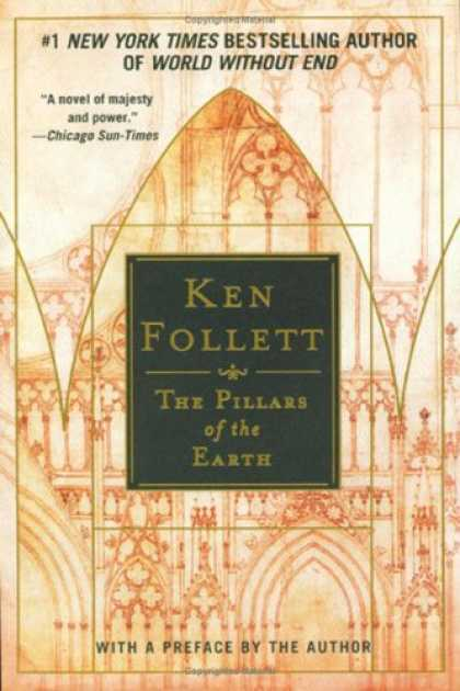 Bestsellers (2008) - The Pillars of the Earth (Deluxe Edition) (Oprah's Book Club) by Ken Follett