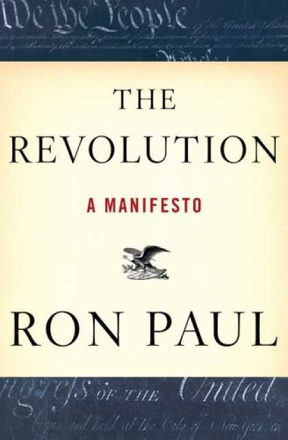 Bestsellers (2008) - The Revolution: A Manifesto by Ron Paul