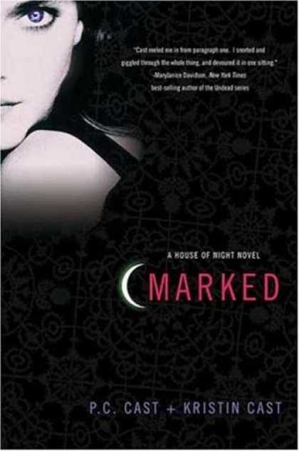 Bestsellers (2008) - Marked (House of Night, Book 1) by P. C. Cast