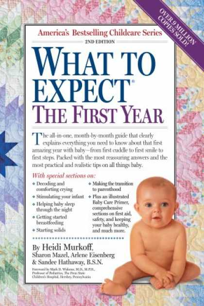 Bestsellers (2008) - What to Expect the First Year by Heidi Murkoff