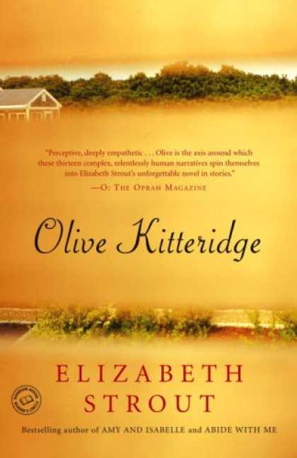 Bestsellers (2008) - Olive Kitteridge: Fiction by Elizabeth Strout