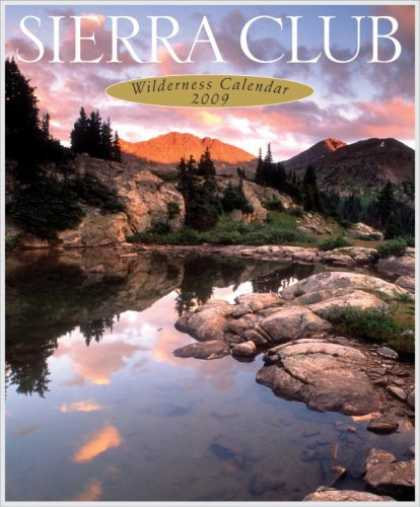 Bestsellers (2008) - Sierra Club 2009 Wilderness Calendar by Sierra Club