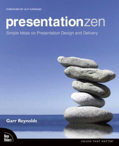 Bestsellers (2008) - Presentation Zen: Simple Ideas on Presentation Design and Delivery (Voices That