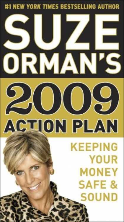 Bestsellers (2008) - Suze Orman's 2009 Action Plan by Suze Orman