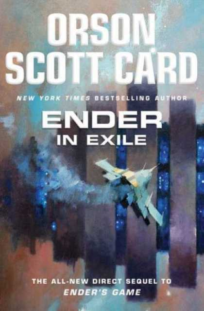 Bestsellers (2008) - Ender in Exile by Orson Scott Card