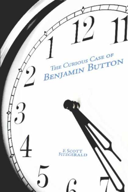 Bestsellers (2008) - The Curious Case of Benjamin Button by F. Scott Fitzgerald