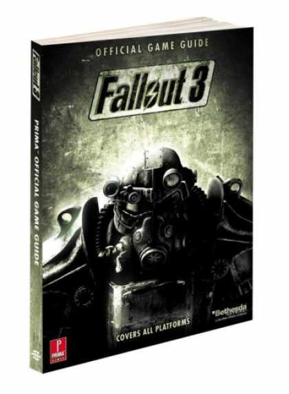 Bestsellers (2008) - Fallout 3: Prima Official Game Guide (Prima Official Game Guides) by David Hodgs