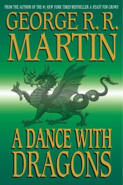 Bestsellers (2008) - A Dance with Dragons (Song of Ice and Fire) by George R.R. Martin