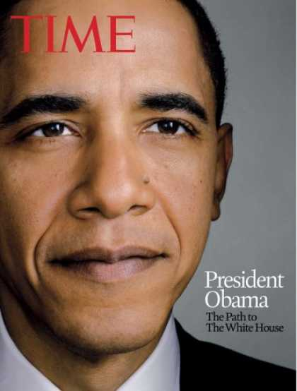 Bestsellers (2008) - Time President Obama: The Path to The White House