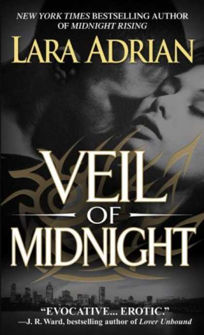 Bestsellers (2008) - Veil of Midnight (The Midnight Breed, Book 5) by Lara Adrian