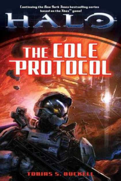 Bestsellers (2008) - Halo: The Cole Protocol by Tobias S. Buckell