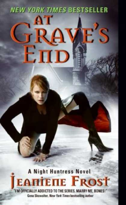 Bestsellers (2008) - At Grave's End (Night Huntress, Book 3) by Jeaniene Frost