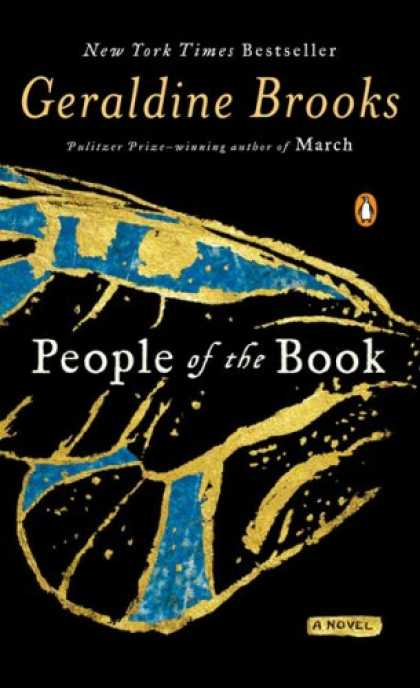 Bestsellers (2008) - People of the Book: A Novel by Geraldine Brooks