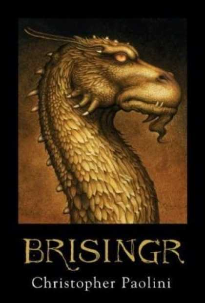 Bestsellers (2008) - Brisingr (Inheritance, Book 3) by Christopher Paolini