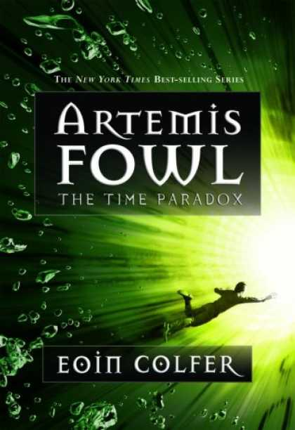 Bestsellers (2008) - The Time Paradox (Artemis Fowl, Book 6) by Eoin Colfer