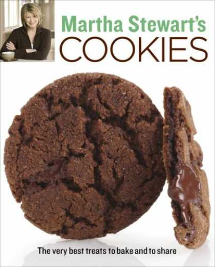 Bestsellers (2008) - Martha Stewart's Cookies: The Very Best Treats to Bake and to Share (Martha Stew