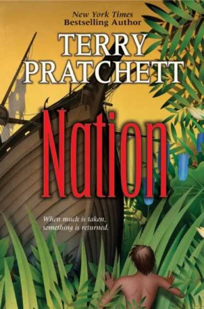 Bestsellers (2008) - Nation by Terry Pratchett