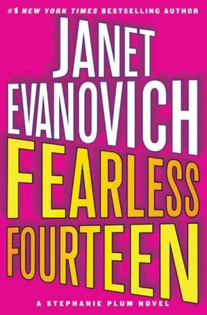 Bestsellers (2008) - Fearless Fourteen (Stephanie Plum, No. 14) by Janet Evanovich