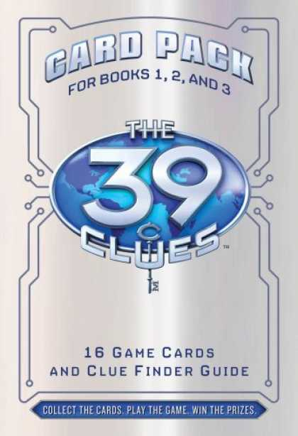 Bestsellers (2008) - The 39 Clues: Card Pack (v. 1) by Scholastic