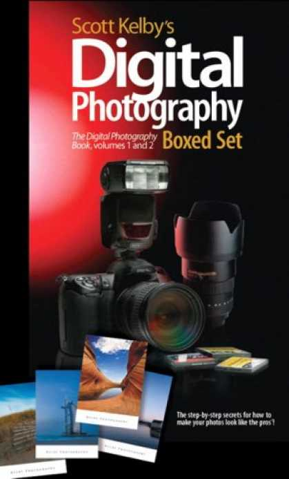Bestsellers (2008) - Scott Kelby's Digital Photography Boxed Set, Volumes 1 and 2 (Includes The Digit