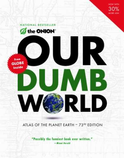 Bestsellers (2008) - Our Dumb World by The Onion