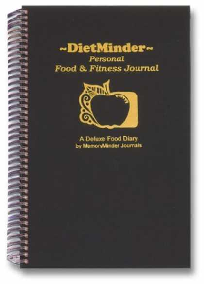 Bestsellers (2008) - DietMinder Personal Food & Fitness Journal (A Food and Exercise Diary) by F. E.