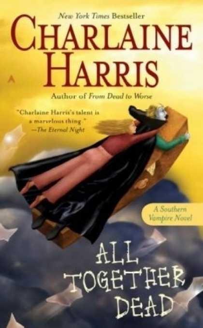 Bestsellers (2008) - All Together Dead (Southern Vampire Mysteries, Book 7) by Charlaine Harris