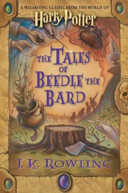 Bestsellers (2008) - The Tales of Beedle the Bard, Standard Edition by J. K. Rowling