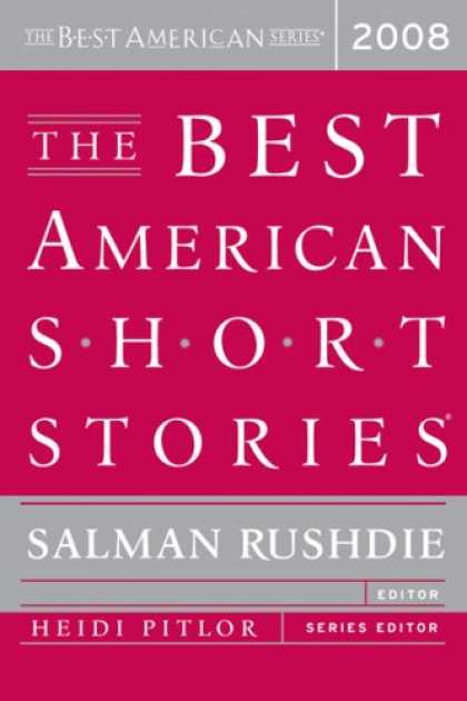 Bestsellers (2008) - The Best American Short Stories 2008