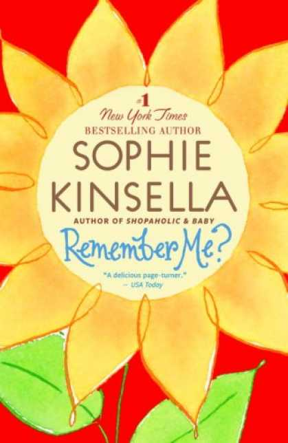 Bestsellers (2008) - Remember Me? by Sophie Kinsella