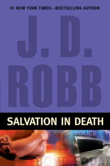 Bestsellers (2008) - Salvation in Death by J.D. Robb