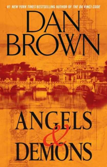Bestsellers (2008) - Angels & Demons: A Novel (Robert Langdon) by Dan Brown
