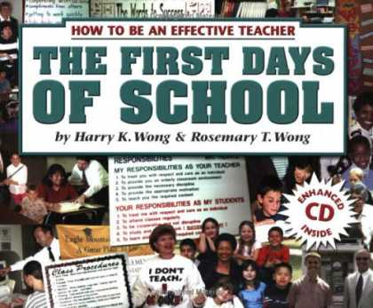 Bestsellers (2008) - The First Days Of School: How To Be An Effective Teacher by Harry K. Wong; Rosem