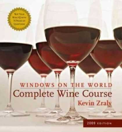 Bestsellers (2008) - Windows on the World Complete Wine Course: 2009 Edition by Kevin Zraly