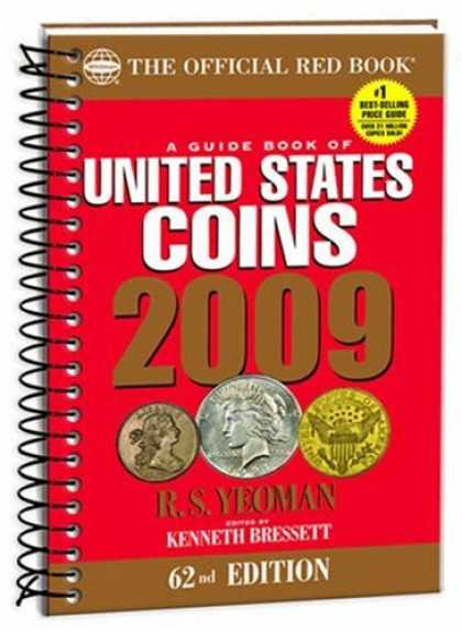 Bestsellers (2008) - The Official Red Book: A Guide Book of United States Coins 2009 (Guide Book of U