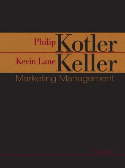 Bestsellers (2008) - Marketing Management (13th Edition) by Philip Kotler