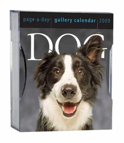 Bestsellers (2008) - Dog Gallery Calendar 2009 (Page a Day Gallery Calendar) by Workman Publishing Co