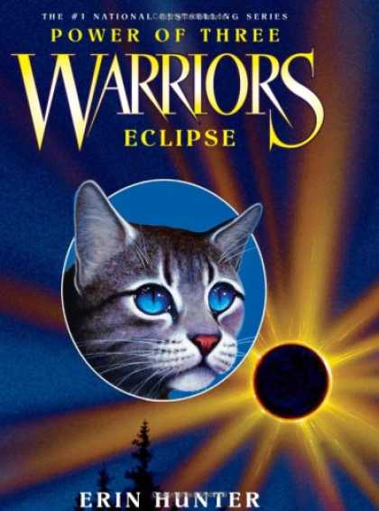 Bestsellers (2008) - Eclipse (Warriors: Power of Three, Book 4) by Erin Hunter