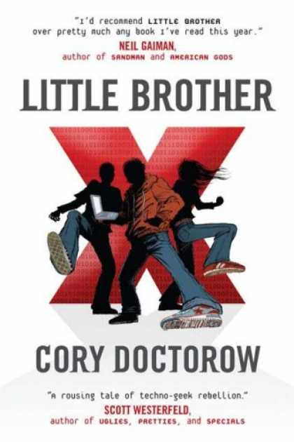Bestsellers (2008) - Little Brother by Cory Doctorow
