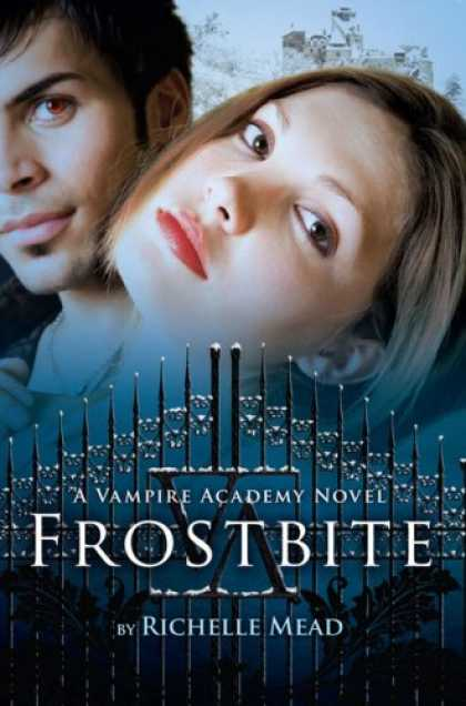 Bestsellers (2008) - Frostbite (Vampire Academy, Book 2) (Bk. 2) by Richelle Mead