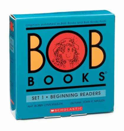 Bestsellers (2008) - Bob Books, Set 1: Beginning Readers by Bobby Lynn Maslen
