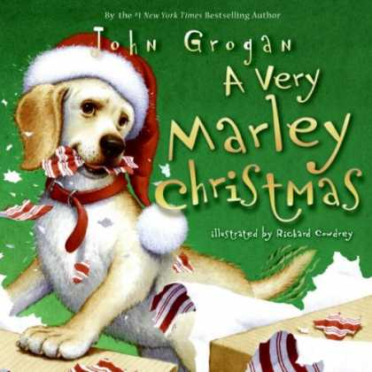 Bestsellers (2008) - A Very Marley Christmas by John Grogan