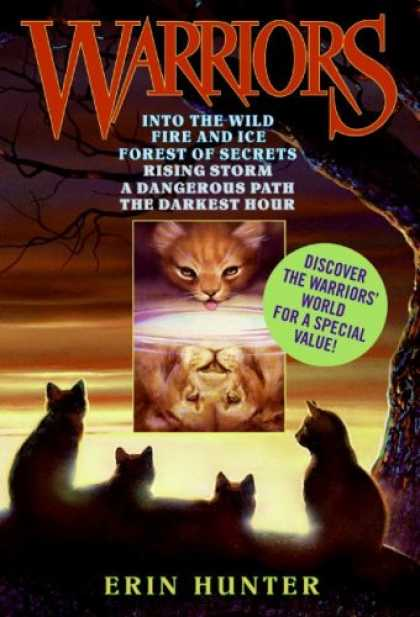 Bestsellers (2008) - Warriors Box Set: Volumes 1 to 6 by Erin Hunter
