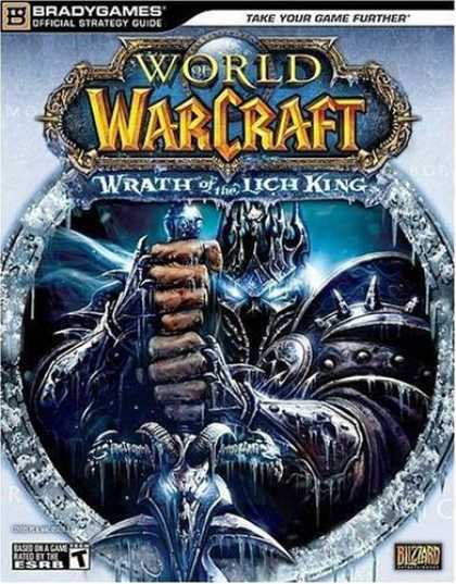 Bestsellers (2008) - World of Warcraft: Wrath of the Lich King Official Strategy Guide (Bradygames Of
