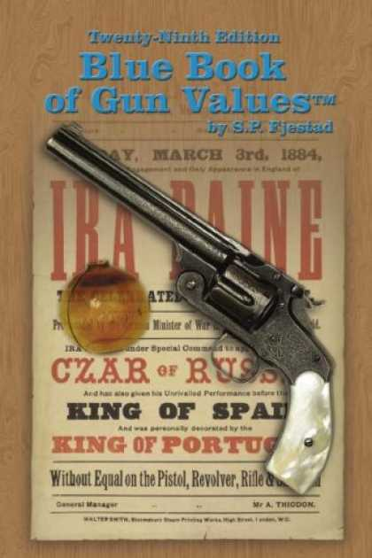 Bestsellers (2008) - Blue Book of Gun Values: 29th Edition by S. P. Fjestad