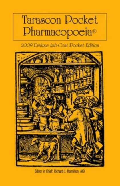 Bestsellers (2008) - Tarascon Pocket Pharmacopoeia 2009 Deluxe Lab-Coat Pocket Edition, 10th Edition