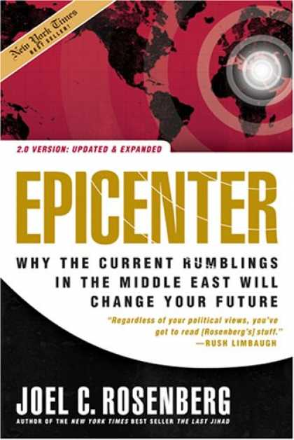 Bestsellers (2008) - Epicenter: Why the Current Rumblings in the Middle East Will Change Your Future