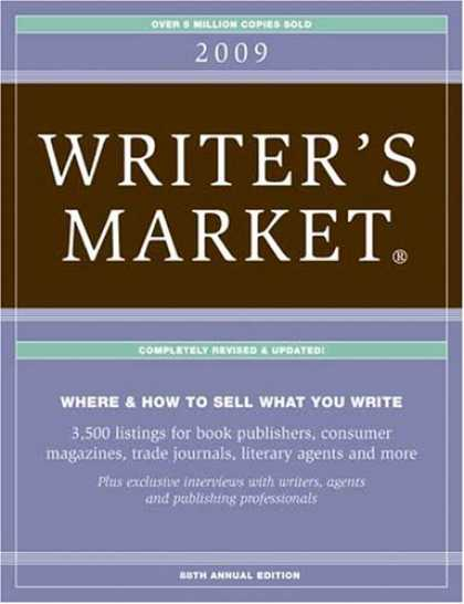 Bestsellers (2008) - 2009 Writer's Market by Robert Brewer