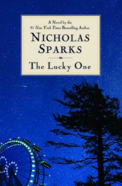 Bestsellers (2008) - The Lucky One by Nicholas Sparks