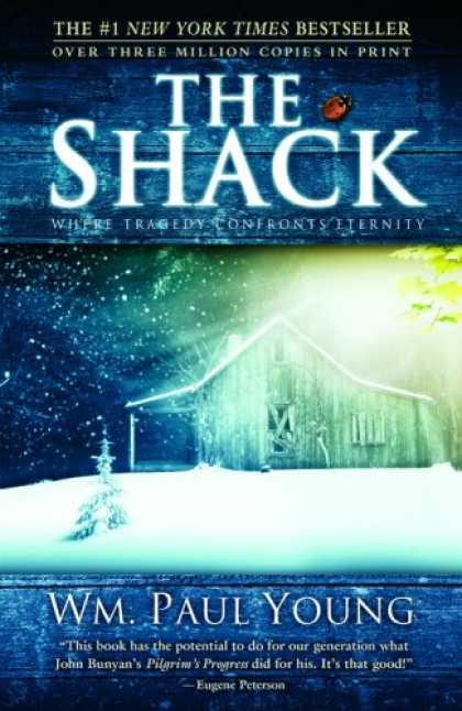 Bestsellers (2008) - The Shack by William P. Young